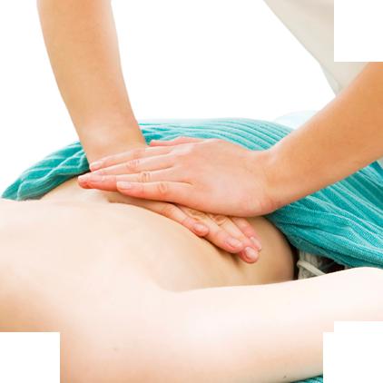 Лечение спины - остеопатия
